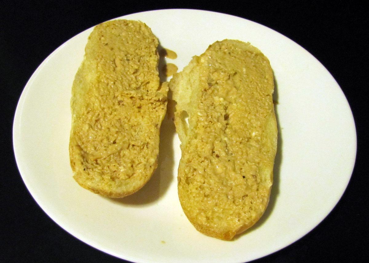 Bread Smells Like Dog Food