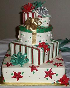 Christmas Wedding Cake Designs Mehndi Disigns