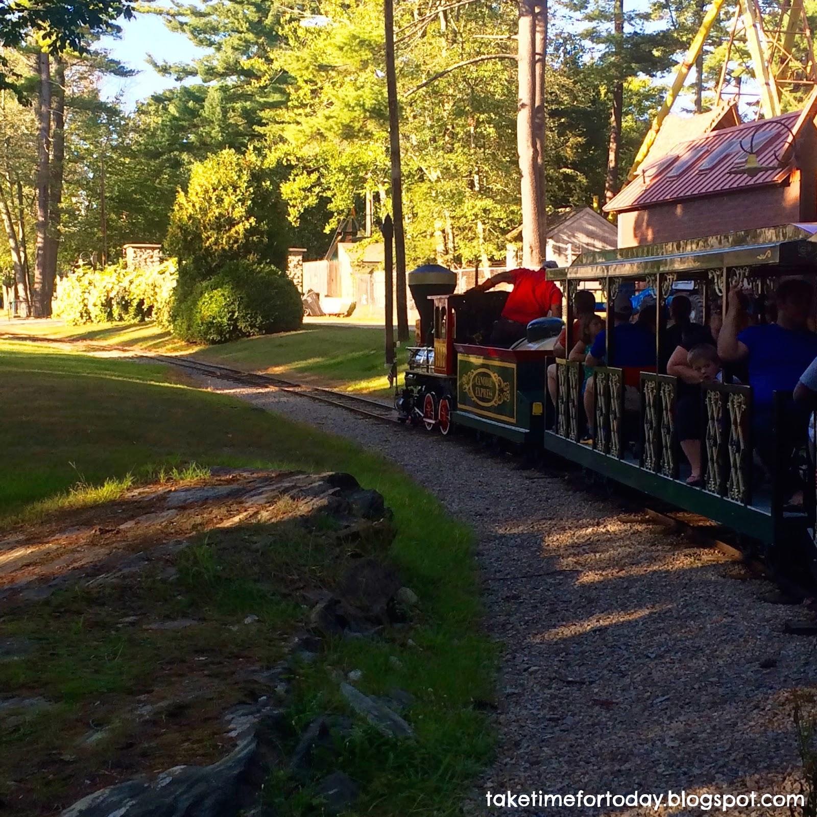 Road Trip! Canobie Lake Park - newsplusnotes.blogspot.com
