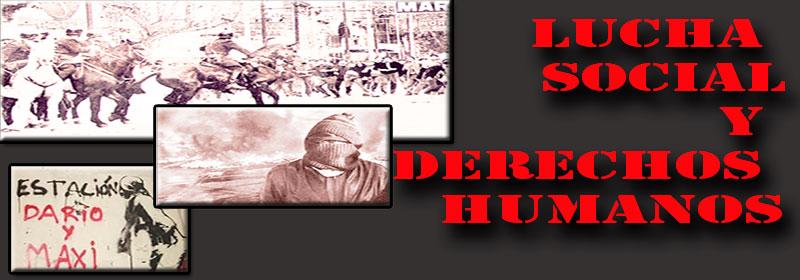 Lucha Social y Derechos humanos