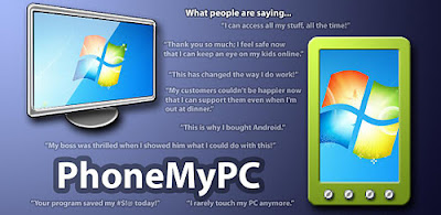PhoneMyPC v2.0.3.3 ANDROID 1.5