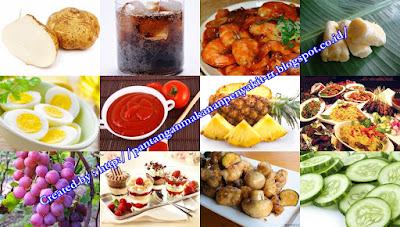 Pantangan Makanan Untuk Penderita Keputihan