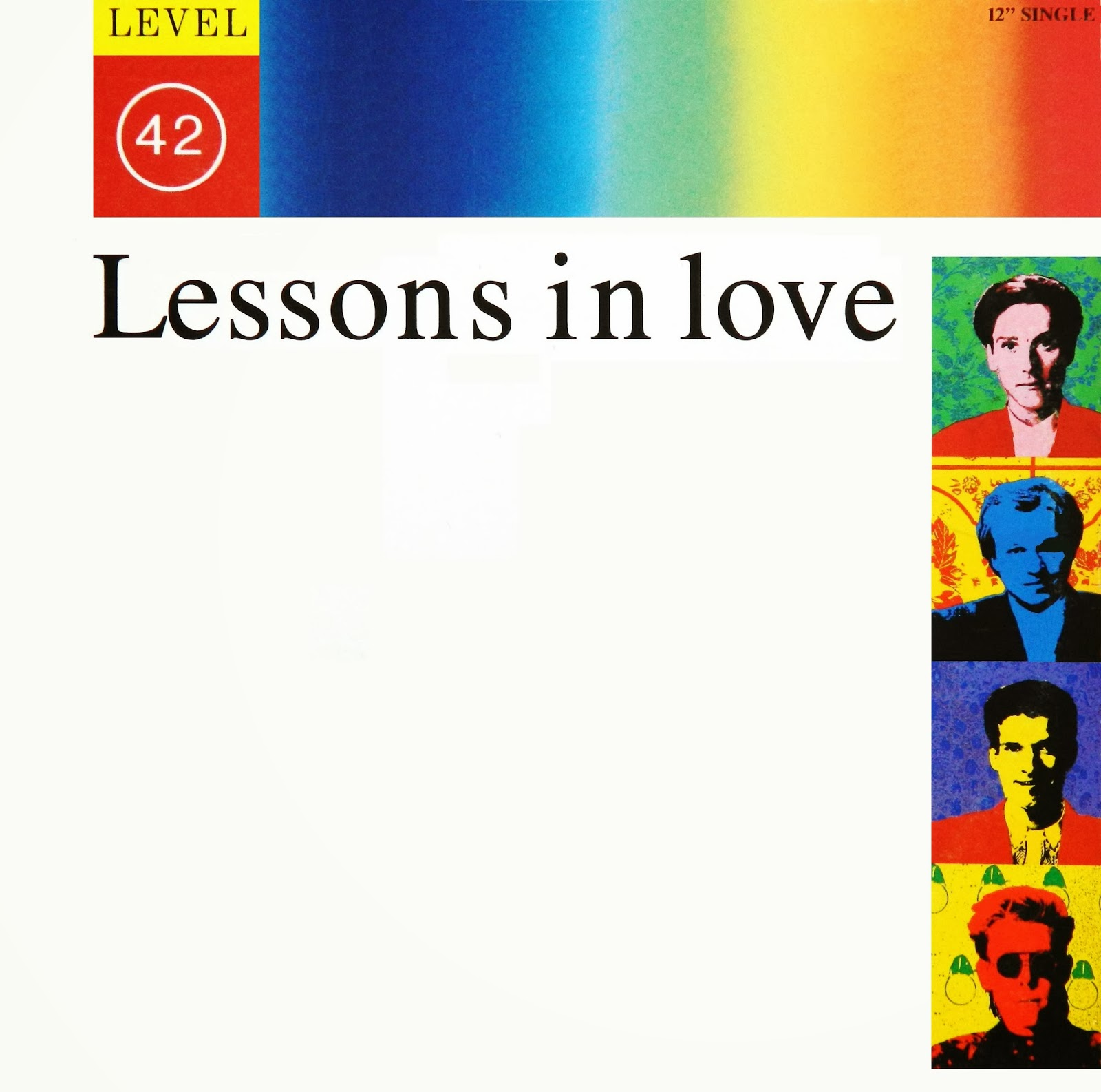 Level 42 - Lessons In Love Chords - AZ Chords