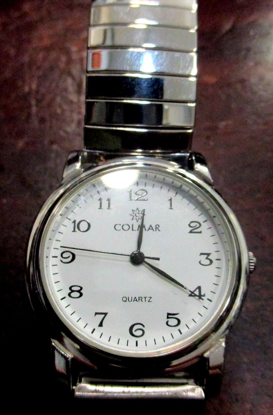 Reloj Colmar pulsera extensible señora