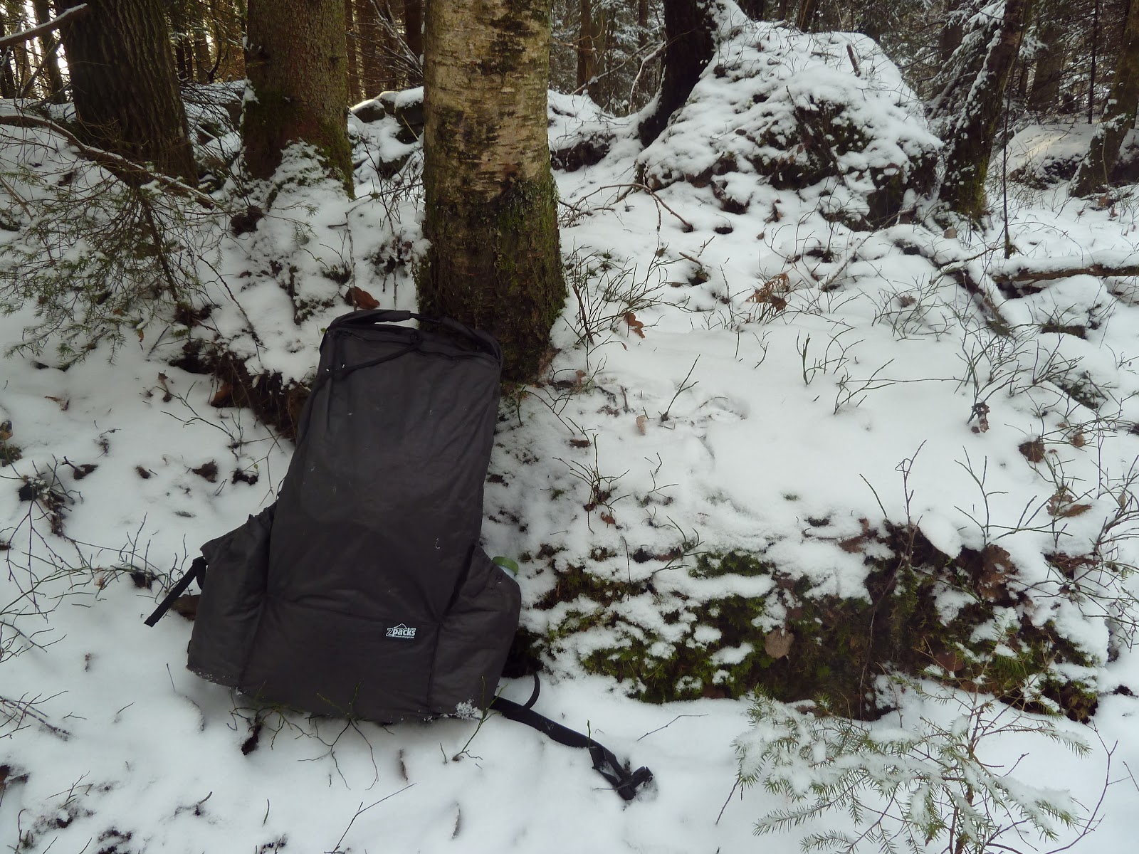 Cesar and The Woods: Zpacks Backpacks Double Review: Arc ...