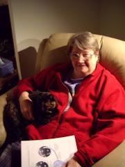 Wootchie, Ginnie's cat