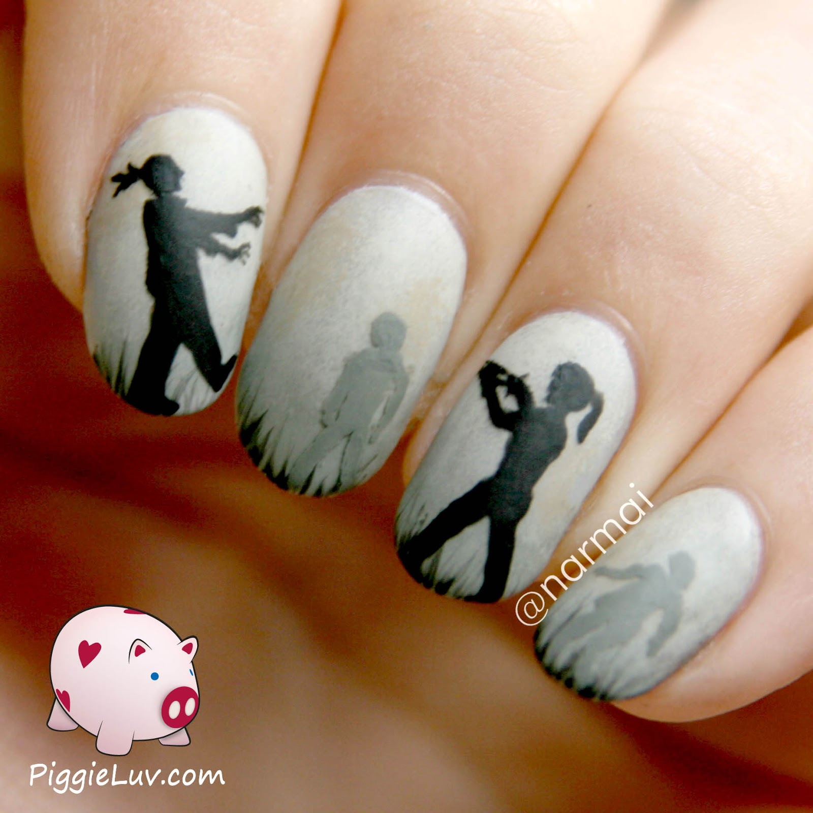 Piggieluv epic zombie story 5 manis video tutorial epic zombie story 5 manis video tutorial prinsesfo Choice Image