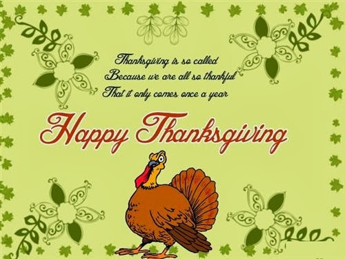 Free Happy Thanksgiving Wishes Quotes