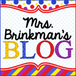 Mrs Brinkmans Blog