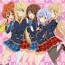 Vídeo promocional del anime Girlfriend (Beta), en antena el 12 de octubre