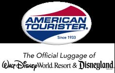 American Tourister Disney Luggage