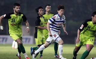 Park Ji-Sung vs Persebaya