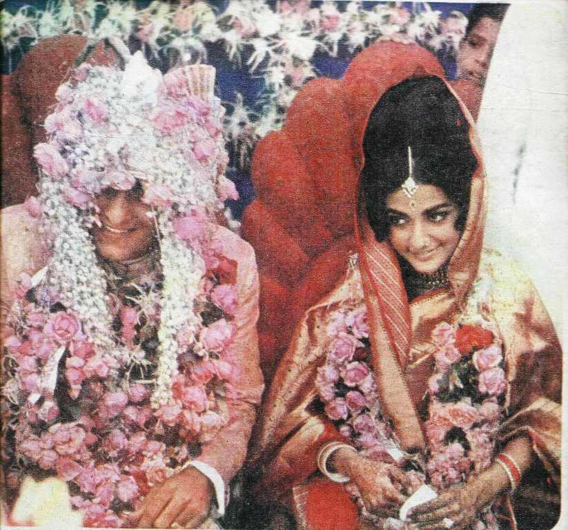 can anyone name the actor and his wife who is being married(real life