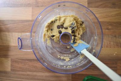 Recipe | Healthy Raw Cookie Dough Bites