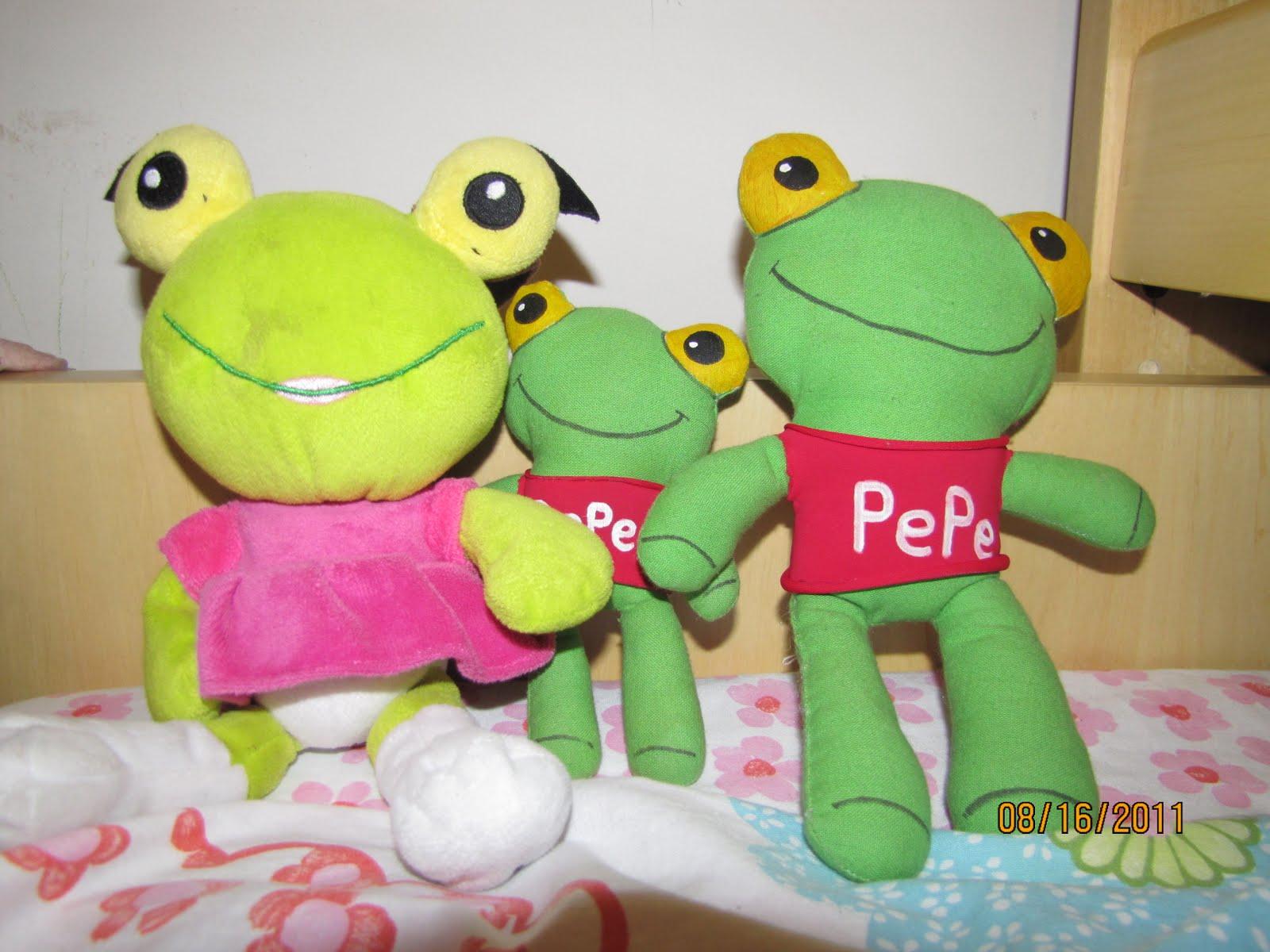 En el país del sapo Pepe Pepe un Totoro es difícil de encontrar