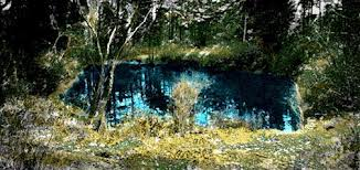 The Devils Puddle - Legend Of The Blue Hole