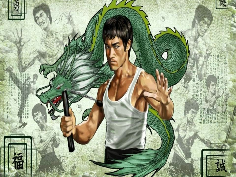 The Legend of Master Martial Art