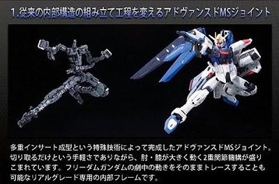 Freedom Gundam review