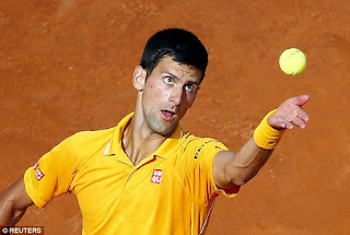Tennis Odds: Djokovic on the Prowl at Paris Masters