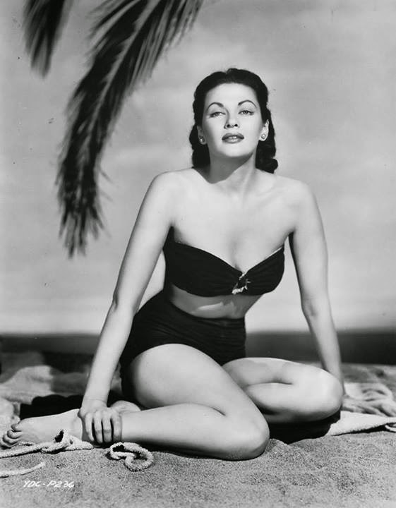 Opinion, interesting Sexy nude yvonne decarlo pictures