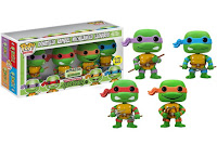 Funko Pop! TMNT glow in the dark