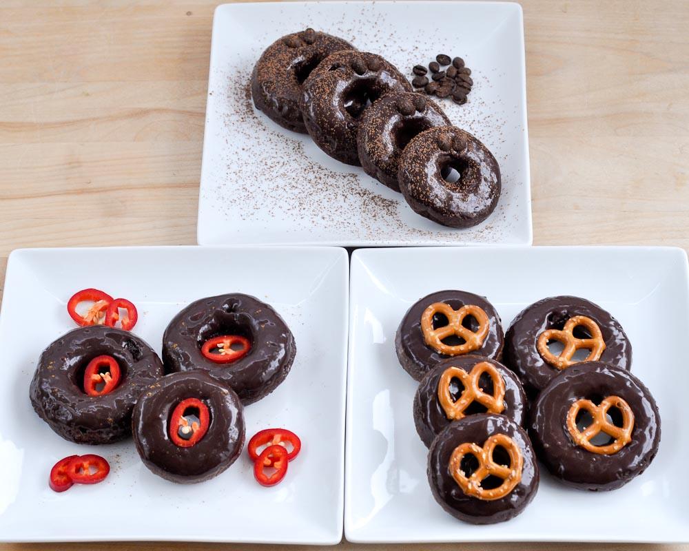 Шоколадный пончик рецепт с пошагово