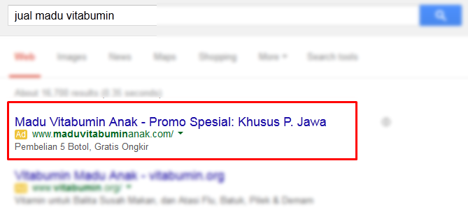 Google AdWords, jasa Google AdWords, iklan di Google AdWords murah