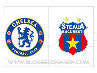 Prediksi Pertandingan Chelsea vs Steaua