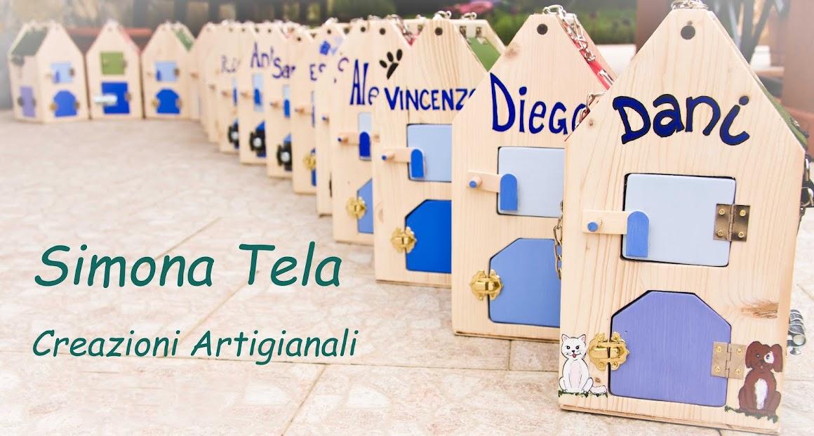 Simona Tela - Creazioni Artigianali