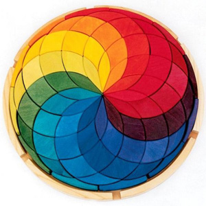 The Colour WheelUnique Color Wheels