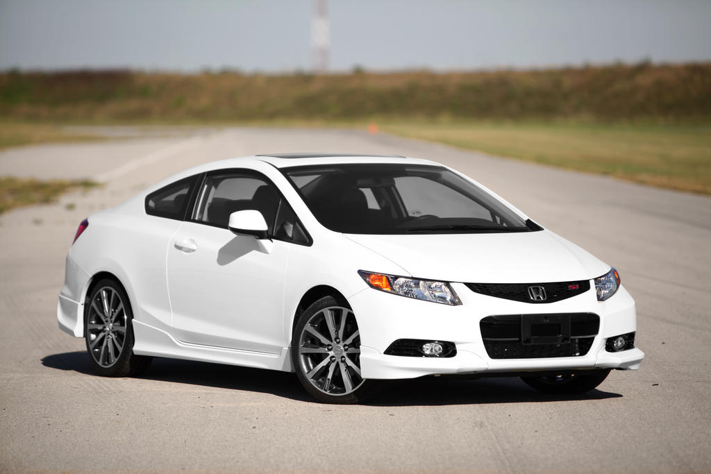 ... 2013 Honda Civic Si Coupe Photo 3 ...