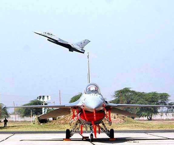 Pakistan's F-16 Fighting Falcons