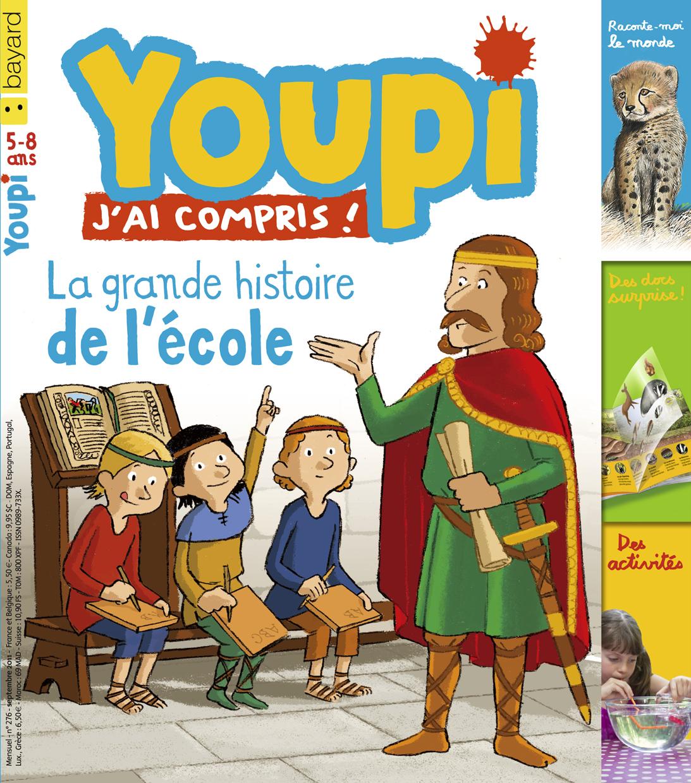 Les lectures des lapins youpi j 39 ai compris la grande histoire de l 3 - L histoire de la souris ...