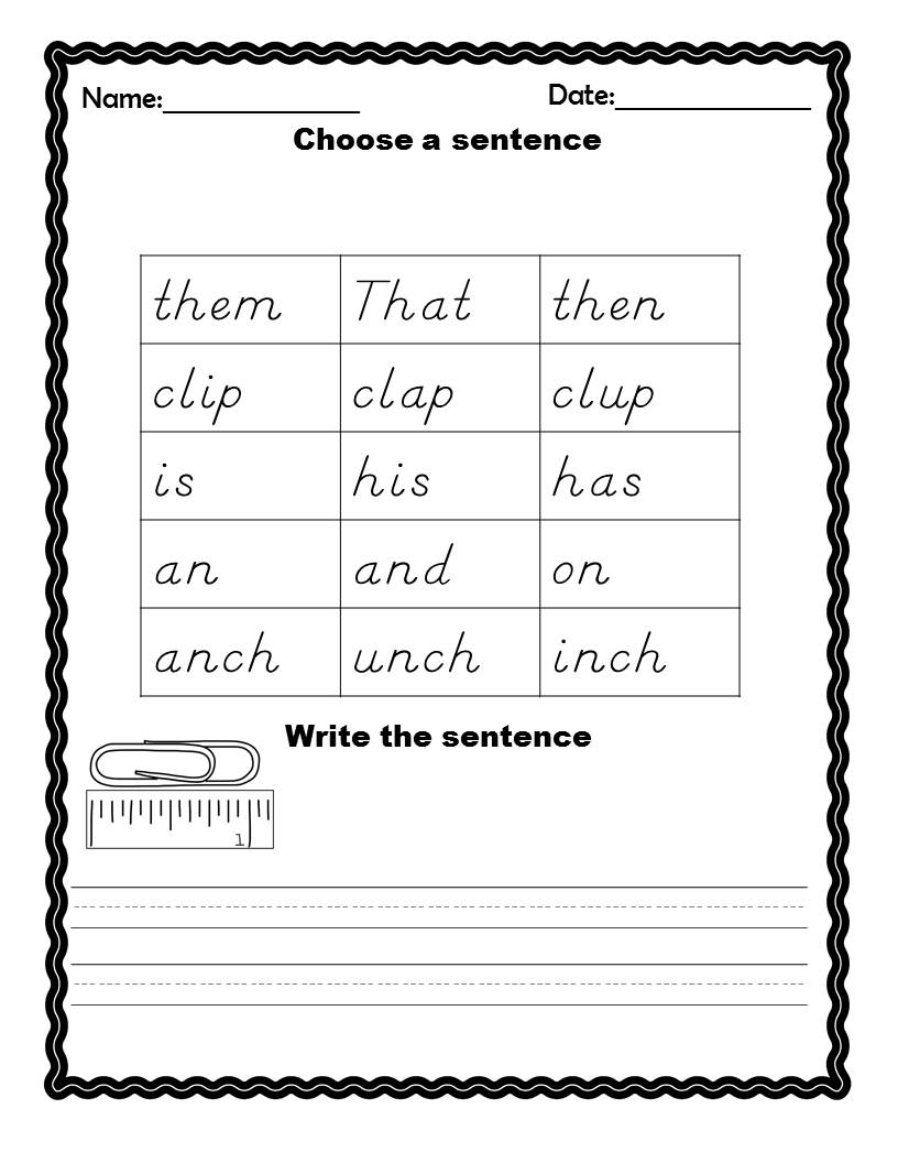 Workbooks » Sh Ch Worksheets - Free Printable Worksheets for Pre ...
