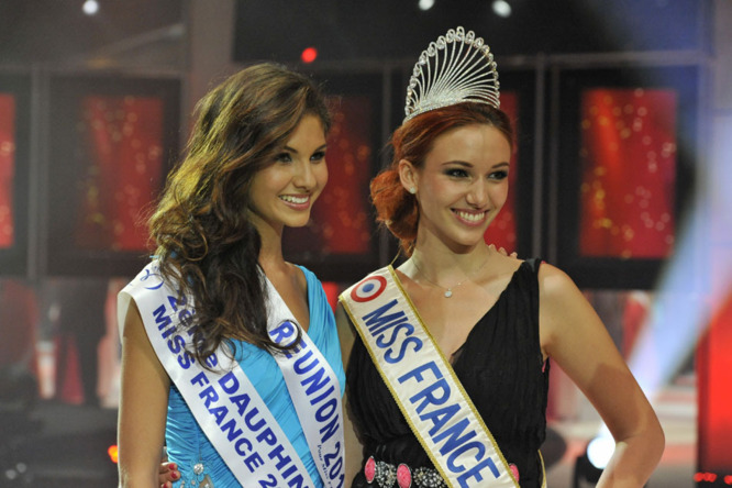 Miss Universe France 2012 Marie Payet