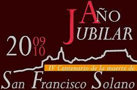 Jubileo San Francisco Solano