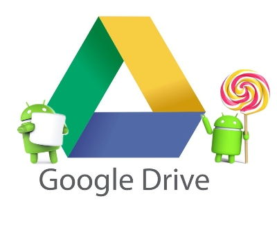how to download items from google drive