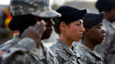 Tiga Perkosaan Terjadi Setiap Jam Di Militer AS