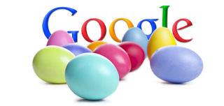 Google Eastern Eggs
