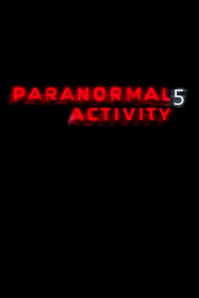 Film Paranormal Activity: The Ghost Dimension 2015