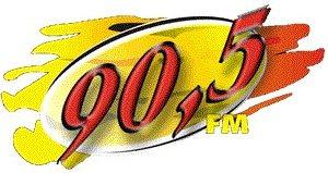 ouvir a Rádio 90,5 FM 90,5 Guaçuí ES