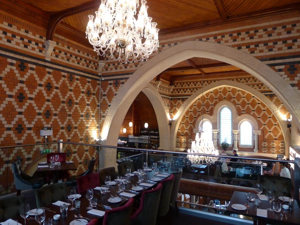 Gourmetgorro the chapel cardiff restaurant review for The restaurant
