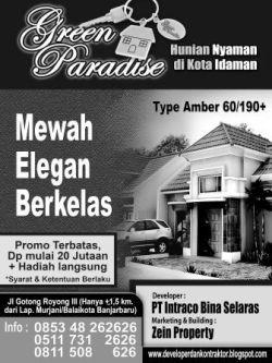Terbaik di Banjarbaru. Buktikan Sendiri..!!