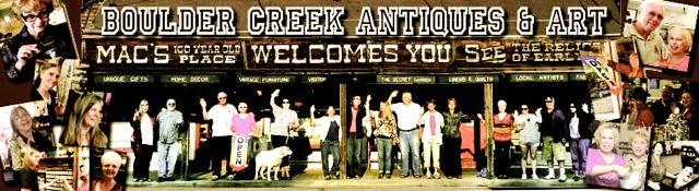 Boulder Creek Antiques & Art