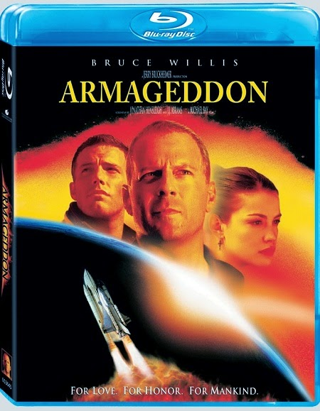 Armageddon 1998 Hindi Dubbed Dual BRRip 350mb
