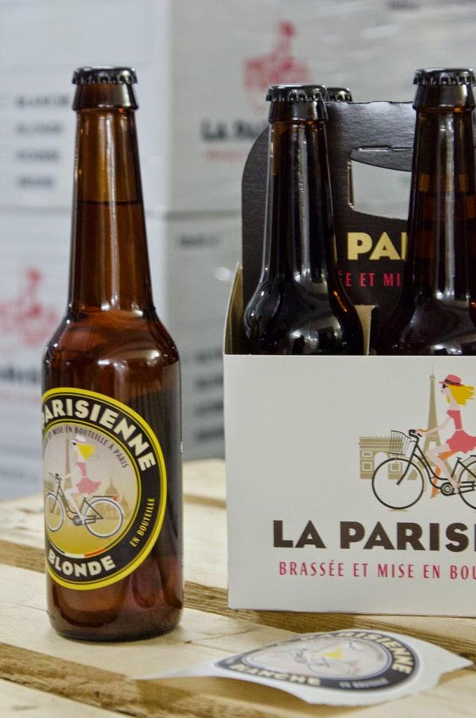 La Parisienne - bière