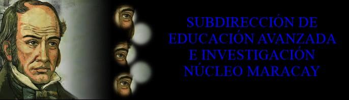 SUBDIRECCIÓN DE EDUCACIÓN AVANZADA E INVESTIGACIÓN