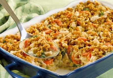 Low Calorie Chicken Casserole Recipe