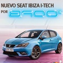 Nuevo Seat Ibiza I-Tech: Tecnología al alcance de todos
