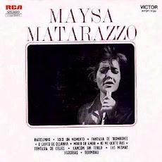 Maysa Matarazzo canta Ne me quitte pas, de Jacques Brel